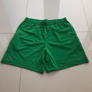 "Lacoste Sport Shorts Size 9(XXL, 34""-36"")"
